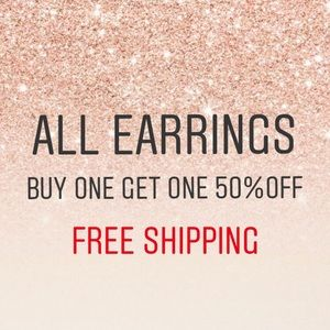 Dresses & Skirts - ALL earrings are BoGo 50% off and FREE shipping